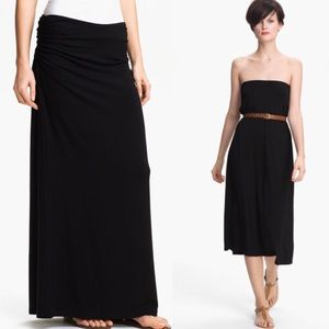 Convertible Maxi Skirt